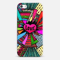 Power of Love 2 iPhone & iPod case by Lisa Argyropoulos | Casetagram
