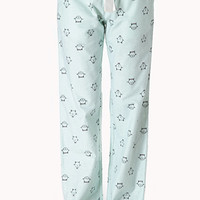 Cat Frenzy PJ Pants