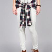 Flannel Fix Harem Pants