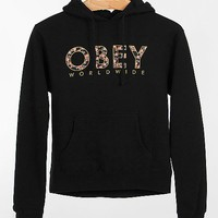 OBEY Floral Worldwide Sweatshirt