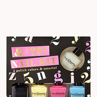 Mixed Media Nail Polish Set