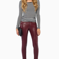 Kenzie Zip Pants $44