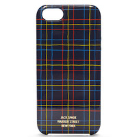 DRAWN TARTAN IPHONE 5 HARD CASE