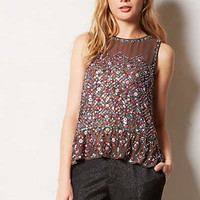 Merriment Beaded Top