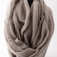 Infinity Scarf - Light Gray