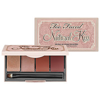 Sephora: Too Faced : Natural Kiss Neutral Lip Color Collection : lip-palettes-lipstick-palettes