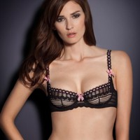 Autumn Winter 2013 by Agent Provocateur - Krystalana Bra