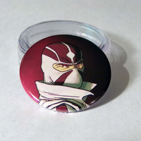 Comic Book 1.5 Button// Fantomex