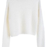 Hatch Knit Sweater | Sweaters | Weekday.com