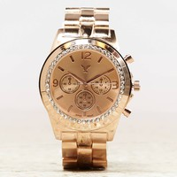 AEO ROSE GOLD CHRONOGRAPH WATCH