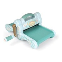 Sizzix Big Shot Cutting and Embossing Roller Style Scrapbooking Die-Cut Machine, Powder Blue and Teal