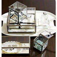 ELAINE GLASS DISPLAY BOX