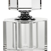 Octagon Perfume Bottle | Bathroom Accessories | Storage & Organization | Decor | Z Gallerie