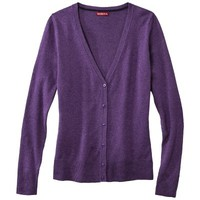 Merona® Women's Ultimate V-Neck Cardigan Sweater - Solids
