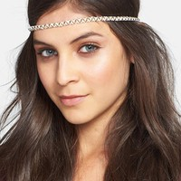BP. Braided Chain Headband (Juniors) | Nordstrom
