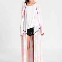 Dirty Cash Sorbet Cape By One Teaspoon