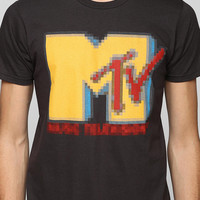 Junk Food Pixelated MTV Tee - Urban Outfitters