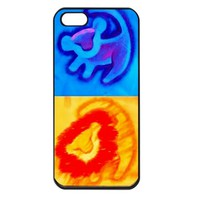 LION KING HAKUNA MATATA Iphone 5 case cover
