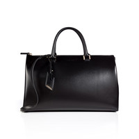 Jil Sander - Leather Tote with Shoulder Strap