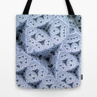 Icey - Tote Bag by Lyle Hatch