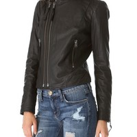 Kaylie Leather Jacket