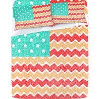 Nick Nelson Zig Zag Flag Sheet Set