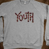 FLORAL YOUTH SWEATER