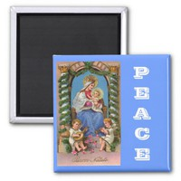 Birth of Christ Magnet