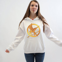 Mocking Jay - Hunger Games - All Sizes Available - Sweater - Hoody - Crewneck - Jumper - 557
