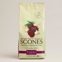 STICKY FINGERS RASPBERRY WHITE CHOCOLATE SCONE MIX