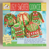 UGLY SWEATER COOKIE KIT