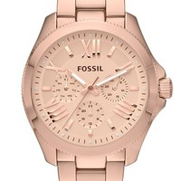 Fossil 'Cecile' Multifunction Bracelet Watch, 40mm (Save Now through 12/9) | Nordstrom