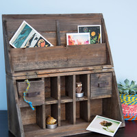 Wooden It Be Lovely Desk Organizer | Mod Retro Vintage Desk Accessories | ModCloth.com