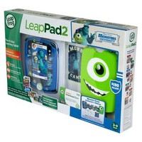 LeapFrog® LeapPad2™ Disney and Pixar Monsters University Varsity Edition Bundle