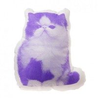 Aldea Home | Persian Cat Cushion