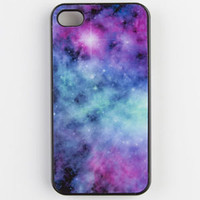 Galaxy Print iPhone 4 Case