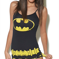 Batman Hipster Sleep Set | Wet Seal