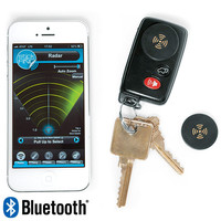 Stick-N-Find Bluetooth Location Tracker