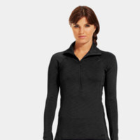 Women's UA Coldgear Cozy 1/2 Zip