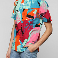 Volcom Why Factor Button-Down Shirt - Urban Outfitters