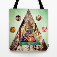 the Grandeur of Nature (compilation III) Tote Bag by DuckyB (Brandi)