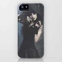 Peek iPhone & iPod Case by Galen Valle