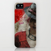 Clandestine iPhone & iPod Case by Galen Valle