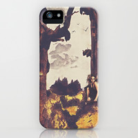 Dollhouse Forest Fantasy iPhone & iPod Case by Galen Valle