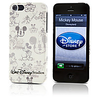 Mickey Mouse Sketch iPhone 5 Case - Walt Disney Studios