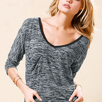 Burnout Dolman Tee - Victoria's Secret