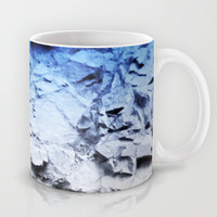 geometry hill in electric dip Mug by Miranda J. Friedman