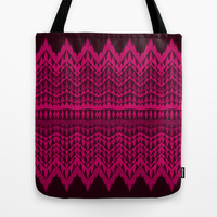 Pink #2 Tote Bag by Ornaart