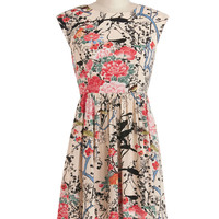 Garden Marvels Dress | Mod Retro Vintage Dresses | ModCloth.com
