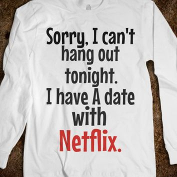 DATE WITH NETFLIX